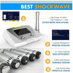 Физиотерапия Shockwave терапии оборудование оборудование Eswt ударной волны