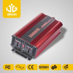Monofásico de 1000W Onda senoidal verdadera convertidores de energía solar
