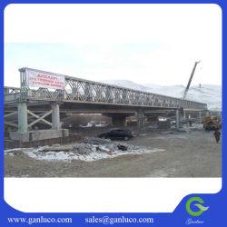 HD200 montado a la autopista puente Bailey