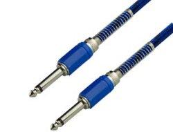 Audio Cables voor Use in Musical Instrument en Mixer