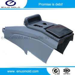 Muffa di plastica della parte della sezione comandi automatica del testo fisso per la componente dell'interiore dell'automobile