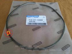 Pá carregadeira de rodas Komatsu partes separadas, mola (714-07-12690)