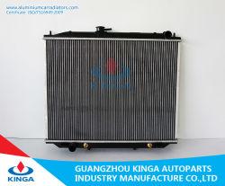 Для автомобильных деталей системы охлаждения двигателя Nissan Terrano 2002/ Datsun погрузчик 1997-2003 годов на 21450-7f002 Hot-Selling алюминиевый радиатор автомобиля