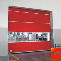 Пластиковый ролик Shutter двери из ПВХ с высокой скоростью дверца прозрачная шторка (HF-K209)