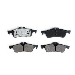 D1060 de Pièces de moto Plaquettes de frein pour la Mini Cooper S (FDB1500/D940)
