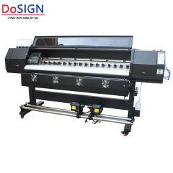 di 1.8m Maintop del software 2 grande Digitahi stampante del solvente di Eco del getto di inchiostro delle teste XP600