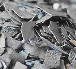 電気分解のマンガンの金属の薄片99.7%