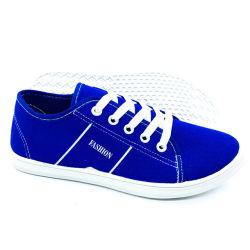 La moda casual hombres baratos zapatos calzado Zapatos de lona (FF1810-17)