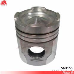 Pièces de moteur à piston Komatsu S6S6D155 D125 6128-31-2140