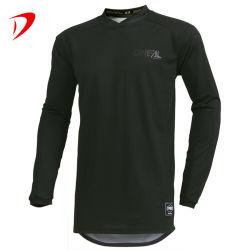 قميص رجال بجودة عالية أسود عادي اللون حر الحجم V الياقة قمصان بدلة الكريات ترتدي ملابس سوداء
