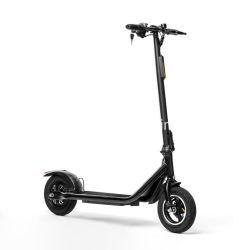 Scooter eléctrico 10polegada 2 rodas a motor e bateria de lítio Adulto Pneu Gordura Skate dobrável