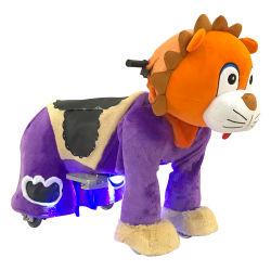 モールのための馬の屋内子供の娯楽電池の動物の乗馬