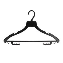 Custom Logo Cheap Plastic Clothes Multifunktionshänger Für Markenlaschengeschäfte