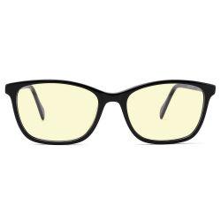 Mode lunettes anti lumière bleue des jeux de haute qualité des verres de lunettes de soleil