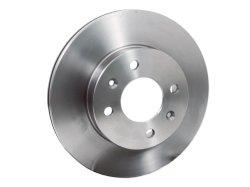 Voiture de roue avant haute 47,8 mm disque de frein pour Hyundai