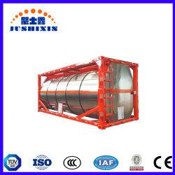 Nouvellement ISO Réservoir de stockage de liquides en acier inoxydable à bas prix