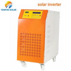 Onde sinusoïdale pure Tanfon hors de la grille de convertisseur de puissance solaire avec batterie de secours