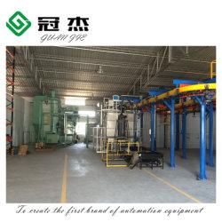 Prix de gros d'usine MDF Revêtement poudre d'équipement de production de mobilier de bureau
