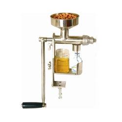 Manual Manual de prensa de aceite mecánica Mini Máquina de prensa de aceite de coco fría