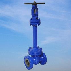 API ANSI à embase de la WCB en acier moulé en dessous de la vanne de vapeur d'étanchéité