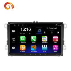 جودة عالية مبيعات ساخنة شاشة لمس بحجم DIN 9 بوصة بحجم DIN سيارة دي في دي أندرود فولكس فاجن