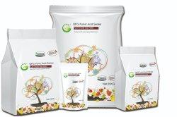 2018 El mejor precio 80% de potasio Humate ácidos húmicos ácidos orgánicos Extracto Leonardite