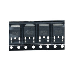 78m05 0,5A 5V Puce IC Régulateurs de tension linéaire pour les composants électroniques-252 78m05