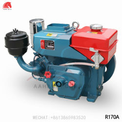 R170 R175R180 pouca força 5HP 6HP 7HP do Motor Diesel