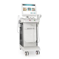 2020 最新の反老化 CE 認定 11 行 4D HIFU 8 カートリッジ耐インクルフェイスリフト皮膚締め付け HIFU レーザーリフティング
