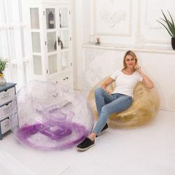 Relaxe coloridos sofá grande cadeira de praia preguiçosa saco de feijão insufláveis