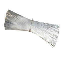 Fil de découpe en acier galvanisé pour la reliure sur le fil