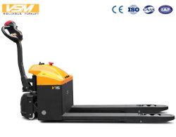 Vsm 2.0TON 1.5TON 1.2TON,,, 1500 kgs, 2000kg, batterie au lithium Transpalette électrique sur la vente