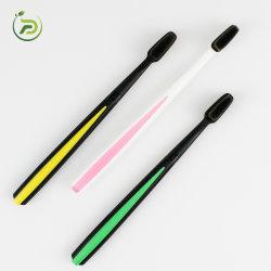 فرشاة أسنان Nano للبالغين وفرشاة أسنان ناعمة ذات شعيرات مطاطية ناعمة الرعاية الصحية الأدوات جيدة