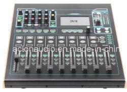 16channel Mixer Digital Professional Pro Audio Mixer de altifalante de coluna linear (DIV16)