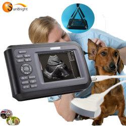 동물성 임신 스캐닝에 사용되는 가장 싼 휴대용 수의사 초음파 기계