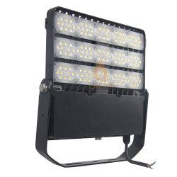 IP66 impermeável 150W Die-Casting Holofote Externo da carcaça de alumínio da lâmpada de Túnel LED para iluminação do jardim de avisos do Prédio Quadrado