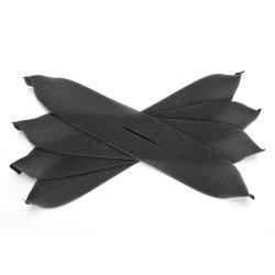 Commerce de gros de vêtements de protection en mousse001-2 Hanger le couvercle (FC)