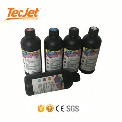 Inchiostro UV industriale della stampante a base piatta UV LED di Tecjet per stampa di Digitahi