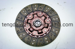 La placa de embrague de disco, disco del embrague de automoción