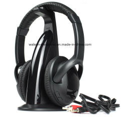 سماعة رأس لاسلكية عالية الجودة من HiFi للهاتف الخلوي الخاص بالتلفزيون