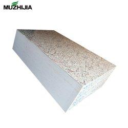 Haut de l'impression UV brillant PVC Feuille de marbre pour décoration murale