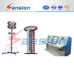 200kv/10kj het Testen van het Voltage van de Impuls van de hoogspanning Apparatuur voor het Testen van de Impuls