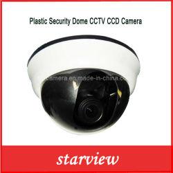 Наблюдение за пластиковые линзы Vari-Focal WDR безопасности купол камеры CCD CCTV (SV60-D1860MV)