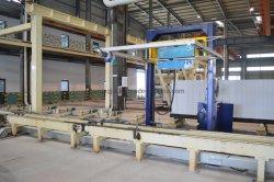 De gesteriliseerde met autoclaaf Geluchte Concrete het Maken van de Baksteen Installatie van de Productie van de Machine AAC