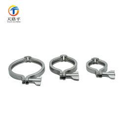 Les colliers du tuyau en acier de moulage OEM Le Bâtiment des accessoires matériels