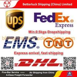광저우 중국에서 유럽 노르웨이에 UPS/EMS/DHL/TNT/FedEx 에이전트 Dropshipping 서비스
