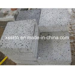 Pierre volcanique /la pierre de lave, lave naturelle des tuiles de basalte en provenance de Chine