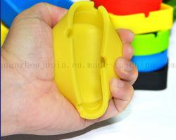 El logotipo del fabricante Cenicero de silicona de colores Mayorista de regalo promocional