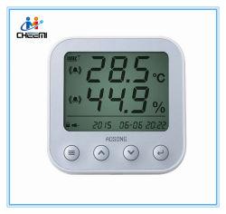 As105 실내 경보 온도 습도계 산업 전자 온도계