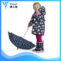 동물성 디자인 귀여운 만화 공상 아이 작은 우산